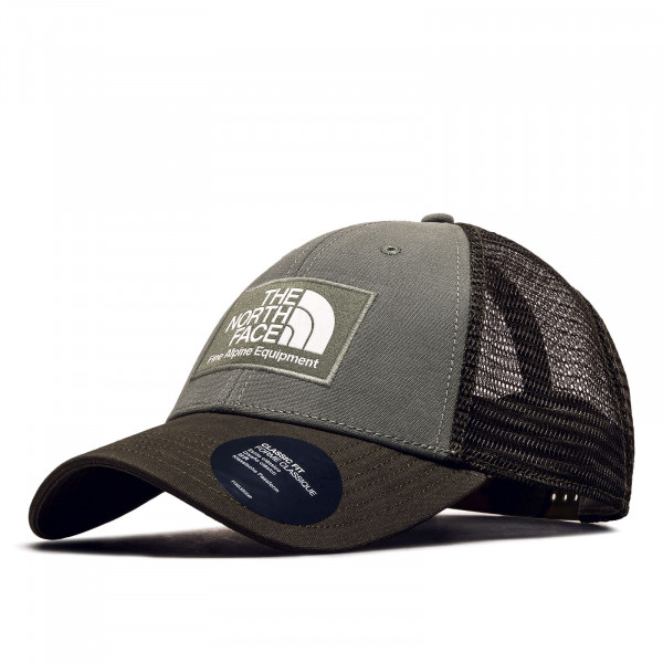 Trucker Cap - Mudder Trucker Hat - Agav Green