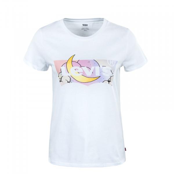 Damen T-Shirt - Perfect Tee Batwing - Dreamy White