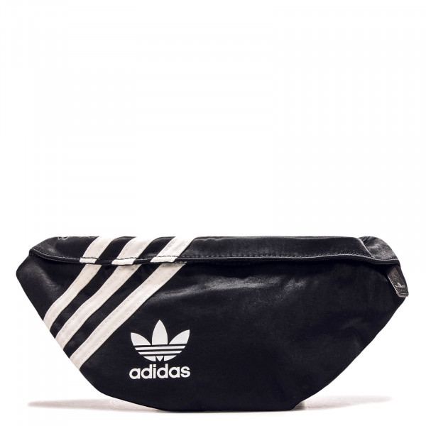 Hip Bag Nylon Black