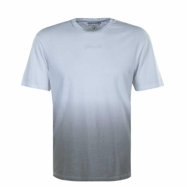 Herren T-Shirt - Fads Crew Neck - White