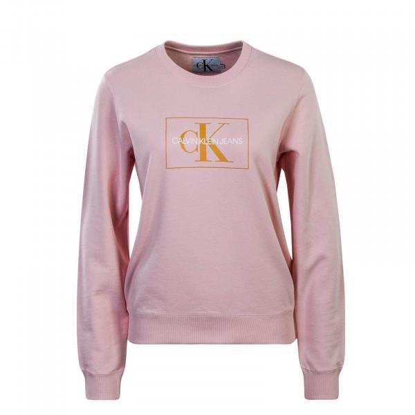 Sweatshirt Outline Rosa