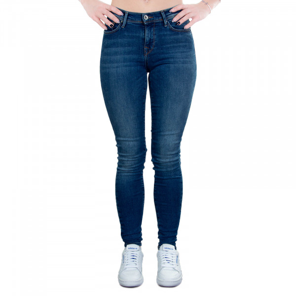 Damenhose Skinny Shape Life Reg Medium Blue