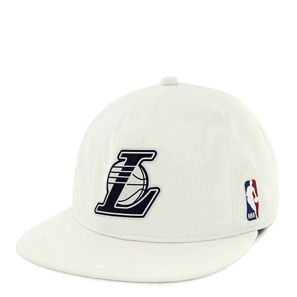 Adidas Cap NBA SBC Lakers White