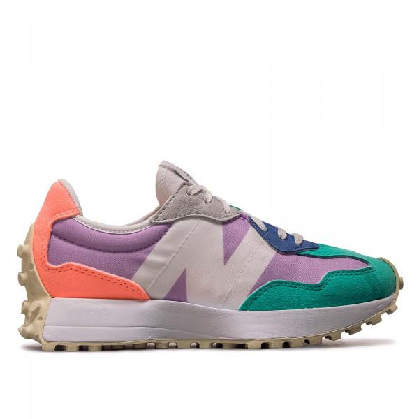 Damen Sneaker - S327 PA - White / Green / Purple