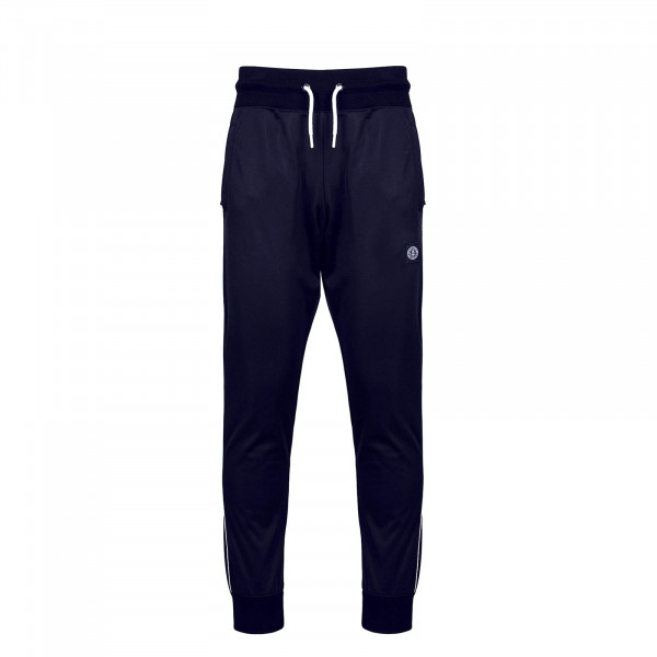Herren Trainingshose DMWU Patch Trackpants Black White
