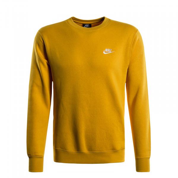 Herren-Sweatshirt Club NSW Yellow White