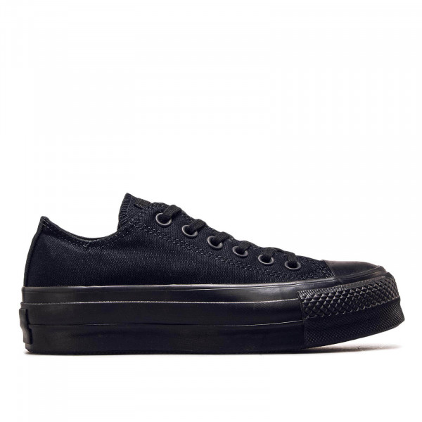 Damen Sneaker CTAS Clean Lift OX Black Black