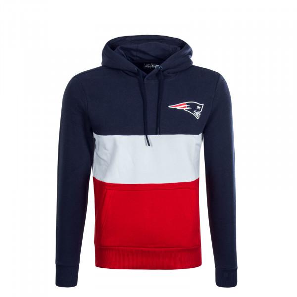 Herren Hoody NFL New England Patriots Navy White Red