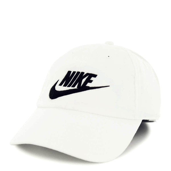 Cap NSW Wash H86 White Black