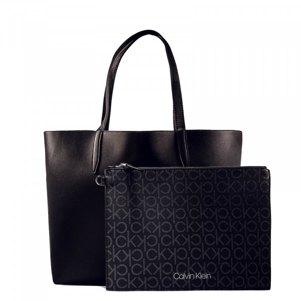 Tasche Mono Shopper Black
