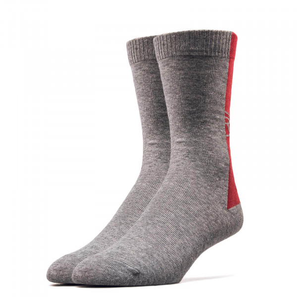 Socken - 2er-Pack 168 - Grey Red