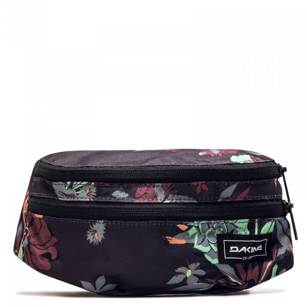 Hip Bag - Classic - Grey Flower