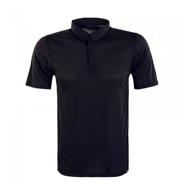 Herren Poloshirt - Cap Cool Trail Polo - Black