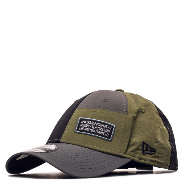 Cap - Multi Panel 9 Forty - Antharzit / Black / Olive