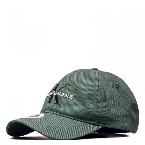 Basecap - Monogram - Duck Green