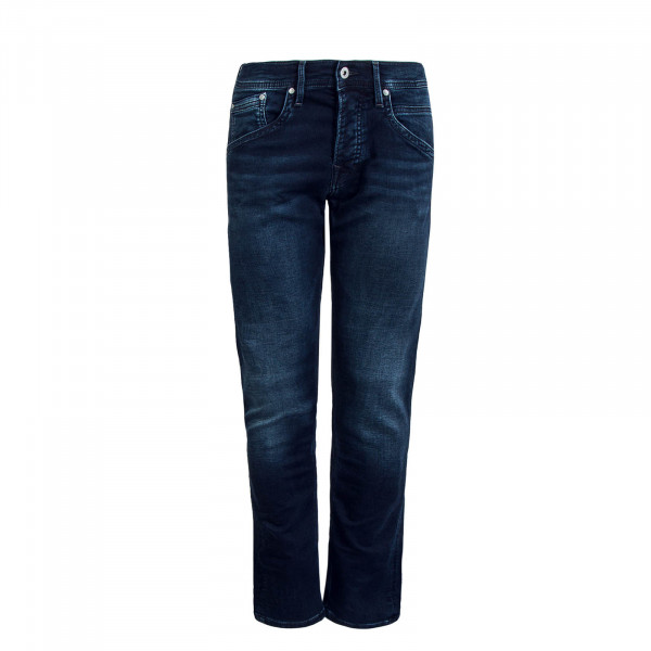 Herren Jeans Track WE2 Blue