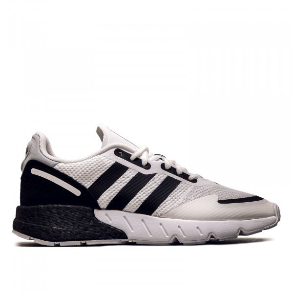 Herren Sneaker - ZX 1K Boost - White / Black / Halsil