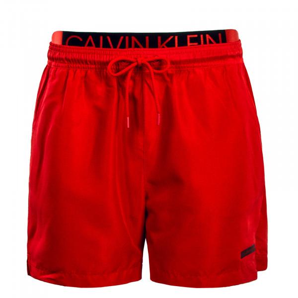 Herren Boardshort Medium Red