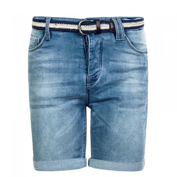 Herren Short Belt 61881 KL114 Light Blue