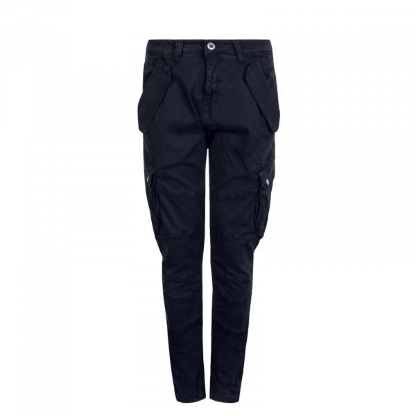 Herren Hose - Combat Pant - LW Black