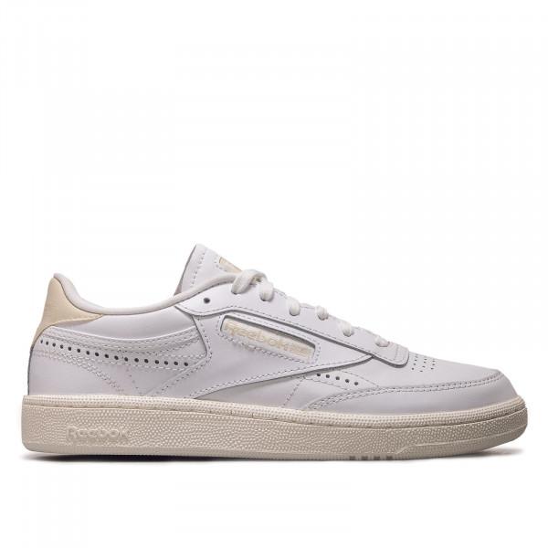 Damen Sneaker Club C 85 White Alabas Chalk