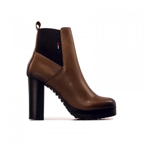 Damen Schuh - Essentials High Heel 1547- Winter / Cognac