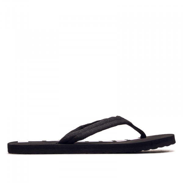 Herren Slide Epic Flip Black White