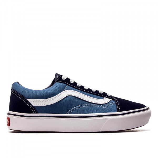 Vans ComfyCush Old Skool Navy White