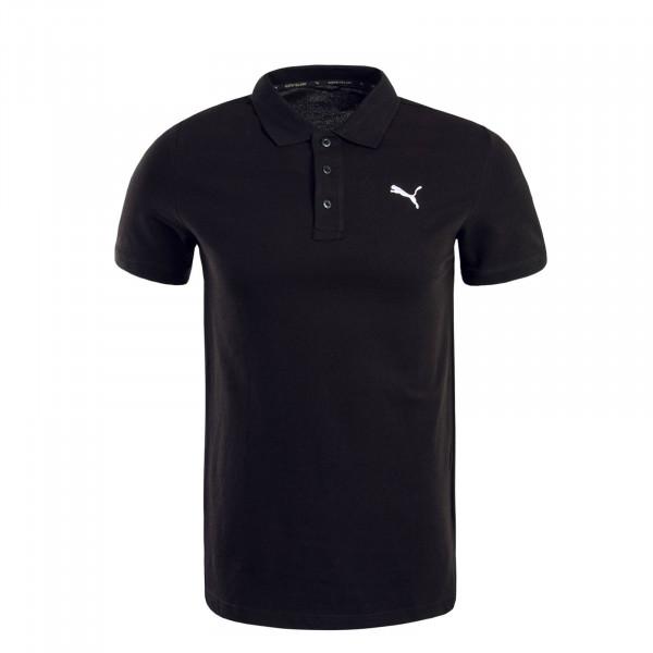 Poloshirt ESS Pique Black