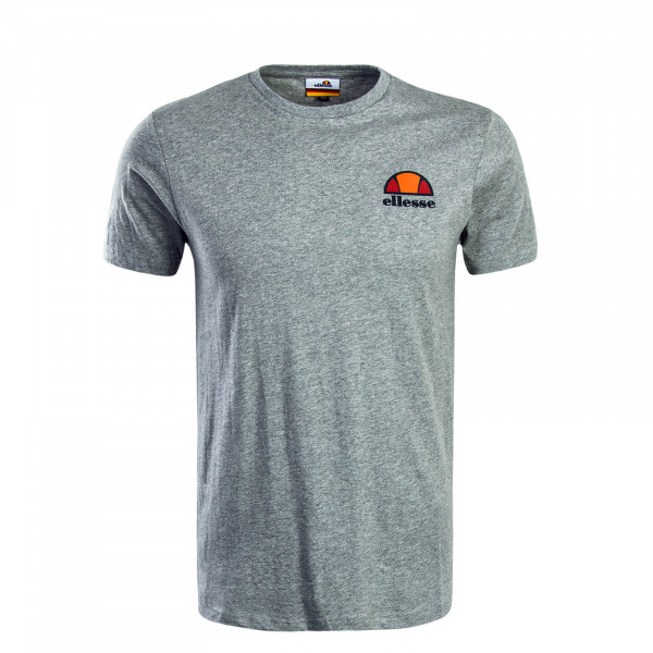 Herren T-Shirt Canaletto Grey Melange