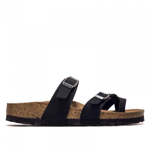 Damen Sandale - Mayari BFBC Earthy Vegan - Black / normale Weite