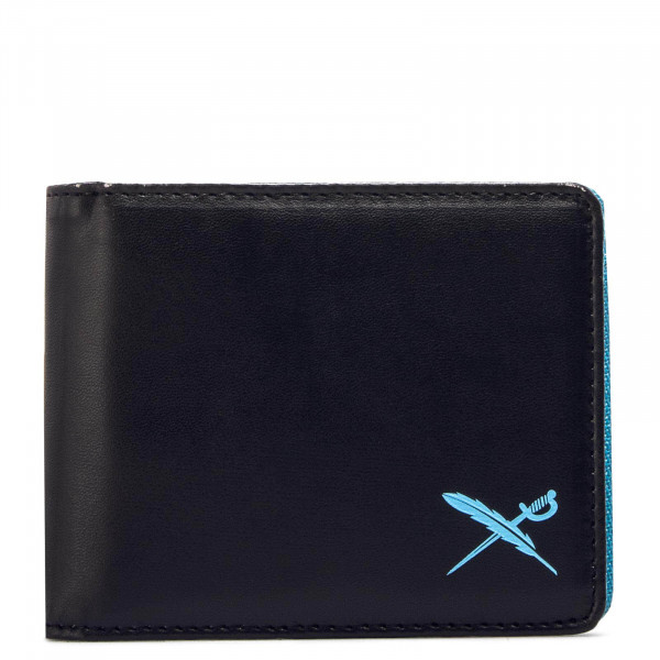 Iriedaily Wallet Mixed Flag Black Sky