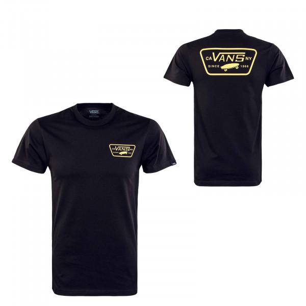 Herren T-Shirt - Full Patch - Back