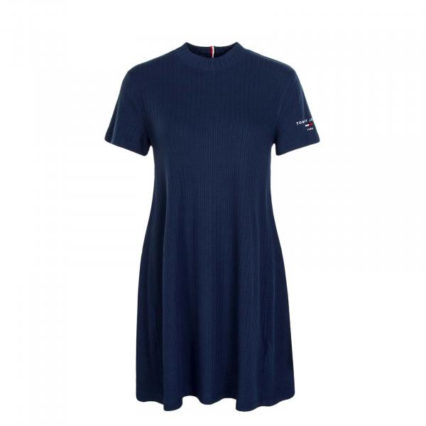 Kleid 7910 Rib Navy