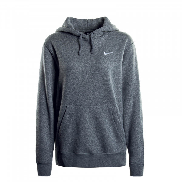 Damen Hoody FLC Trend Grey White