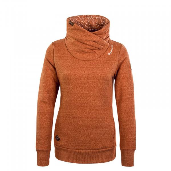 Damen Sweatshirt - Anabelka - Cinnamon
