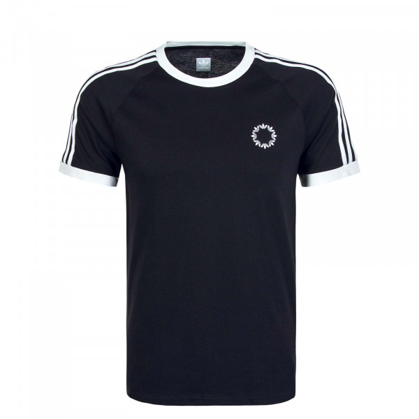 Herren T-Shirt 1535 Club Black White