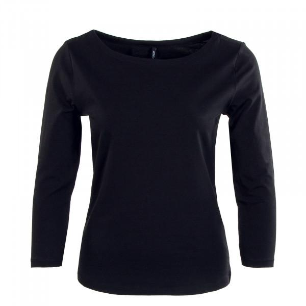 Damen Longsleeve - Fifi 3/4 - Black