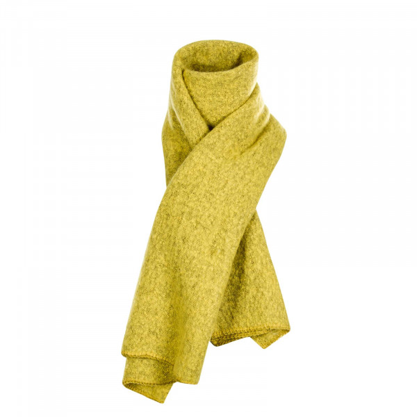 Damen Schal Lima Yellow