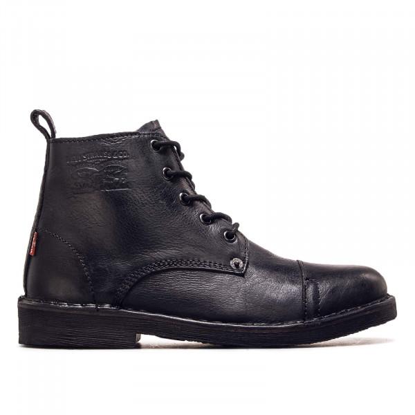 Herren Schuh Track Black