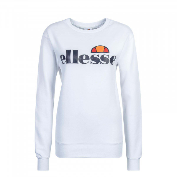 Ellesse Wmn Sweat Agata Crew White
