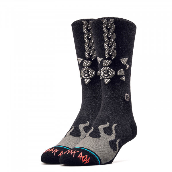 Socken Wrecking Black