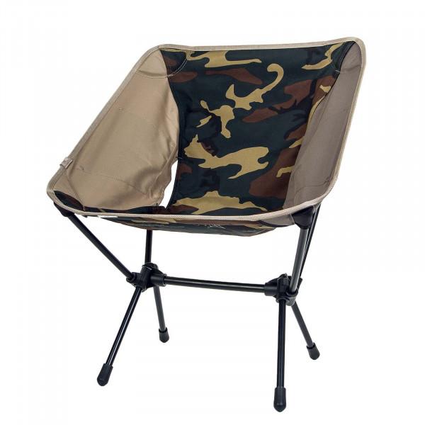 Klappstuhl - Valiant 4 Tactical Chair - Camouflage / Laurel / Black