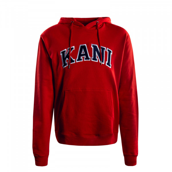 Herren Hoody College Red Navy White