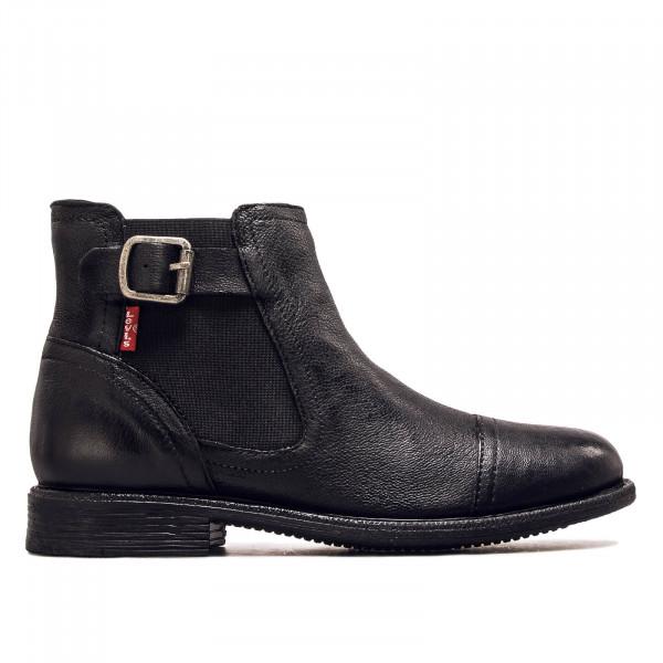 Damen Boot Maine Chelsea Black
