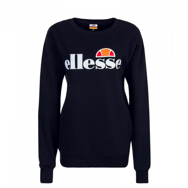 Ellesse Wmn Sweat Agata Crew Black