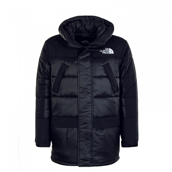 Herren Winterjacke Parka Himalayan Insulated Black