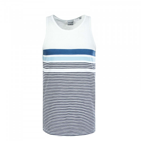 Herren Tank Top Jco Blue White