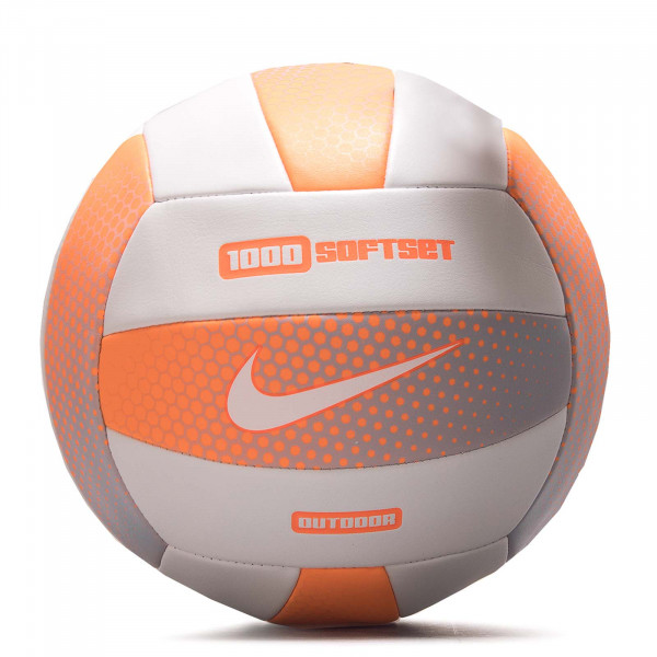 Volleyball 1000Softset Outdoor Cone White