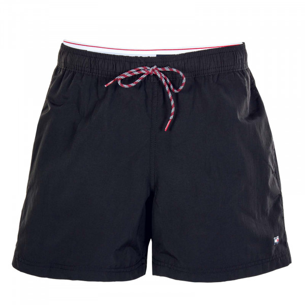 Herren Boardshort - DW Medium Drwastring - Black